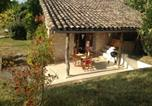 Location vacances Albi - Parc des Expositions - Superb Cottage with Swimming Pool in Fayssac France-3