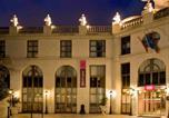 Hôtel 4 étoiles Montrouge - Mercure Paris Gobelins Place d'Italie-1