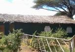 Camping  Acceptant les animaux Kenya - Kimana Amboseli Camp-3
