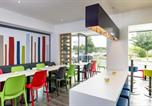 Hôtel Cantenay-Epinard - Ibis Budget Angers Parc des Expositions-3