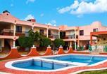 Hôtel Uxmal - Hotel Hacienda Cortes-1