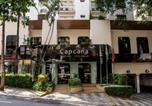 Hôtel São Paulo - Capcana Hotel Jardins