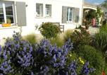 Hôtel Charron - Chambre Ile Bleue-4