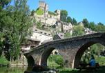 Location vacances Decazeville - Les Roulottes de Florena-4