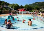 Camping 4 étoiles Saint-Alban-de-Montbel - Camping Ile de la Comtesse-3