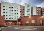 Hôtel Coralville - Homewood Suites by Hilton Coralville - Iowa River Landing-1