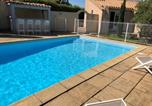 Location vacances Bizanet - Modern Villa in Narbonne with Swimming Pool-3