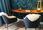Hôtel Waterloo - Blue Alice Brussels-4