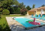 Location vacances Sarrians - La villa provençale-3