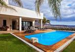 Location vacances  Province de Santa Cruz de Ténérife - Villa 23 Caldera Del Rey near Siam Park-1