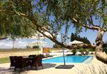 Location vacances Muro - Son Ramon Villa privada para 6-4