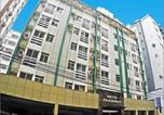 Hôtel Balneário Camboriú - Hotel Praiamar-1