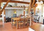 Location vacances Beaurainville - Holiday Home Marles Sur Canche Rue De Marant-3