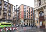 Hôtel Morga - Petit Palace Arana Bilbao-1