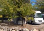 Camping  Acceptant les animaux Alpes-de-Haute-Provence - Camping La Pinède-4