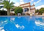 Location vacances l'Ampolla - Villa Faro-1