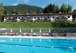 Camping en Bord de lac Haute Savoie - Les Chalets de Prariand-2