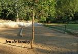 Location vacances Beaumont-de-Pertuis - Mobil Home à la ferme, en Provence-2