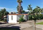 Location vacances  Ville métropolitaine de Naples - Contemporary house in Trecase with mountain view-4