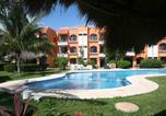 Location vacances Puerto Morelos - Playa Sol Condo-1