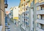 Location vacances Wrocław - K&M Jaspis Apartment Biskupia-2