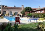 Hôtel Frayssinet - La casa color-1