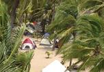 Camping avec Piscine Mexique - Camping Boquita Beach International-1