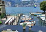 Location vacances Brenzone - Klimt's Mill overlooking Port-1