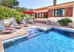 Location vacances Sant Andreu Salou - Holiday Home Les Agudes-1