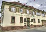 Hôtel Waldkirch - Gasthaus Metzgerei Zur Linde-2