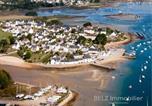 Location vacances  Morbihan - Maison Étel, 1 pièce, 2 personnes - Fr-1-397-16-4
