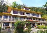 Hôtel Gangtok - Bamboo Retreat-1