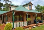 Location vacances Katoomba - Cascades Manor Luxury Homestay Katoomba-1