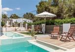 Location vacances Santa Eulària des Riu - Exclusive 4 Bedroom Villa minutes from the Beach, Ibiza Villa 1010-3