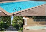 Location vacances Argelès-sur-Mer - Appartement Résidence Parc de la mer-1