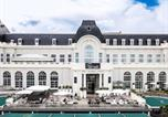 Hôtel Villerville - Cures Marines Trouville Hôtel Thalasso & Spa - Mgallery by Sofitel-1
