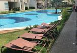 Location vacances Camaçari - Apartamento porto smeralda- guarajuba -na beira da praia-4