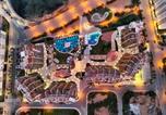 Location vacances  Alicante - Apartment Elite Sea Senses-private Jacuzzi-1