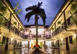 Hôtel Quimbaya - Casa Hotel Las Orquideas-1