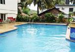 Location vacances Calangute - Goa Clarks 4bhk-2