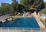Location vacances Santa Eulària des Riu - Holiday home S'Hort des Baladres-2