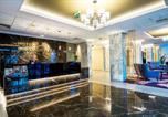 Hôtel Mielno - Hotel Gromada Arka Lux