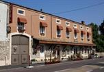 Hôtel Tournus - Le Relais de l'Abbaye-1
