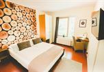 Hôtel Bad Bederkesa - Ostel Jugendhotel Bremervörde-3