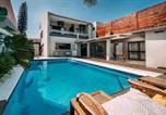 Location vacances  Mozambique - Joli Guesthouse-4
