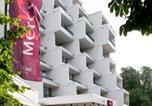 Hôtel Hamelin - Mercure Hotel Hameln-3