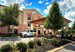 Hôtel State College - Comfort Suites near Penn State - State College-2