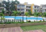 Location vacances Vagator - Most convenient 2 Br apartment in central Anjuna-3