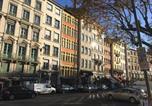 Location vacances Lyon - Studio Charme et Confort aux Cordeliers-4