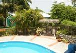 Location vacances  Guadeloupe - Bungalow Vanille Gite Tifigues-1